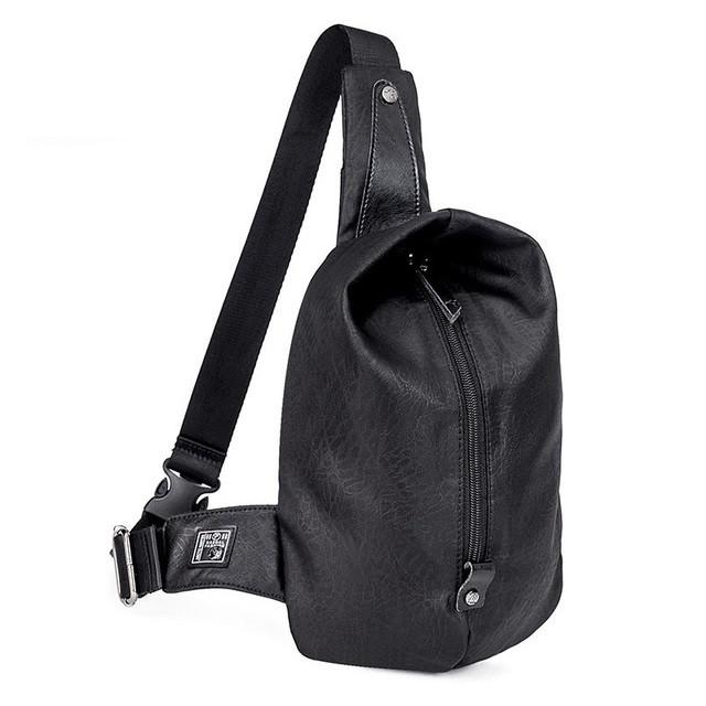 Удобная сумка-мессенджер Arctic Hunter XB00037 для бизнеса и путешествий, многофункциональная, 4л