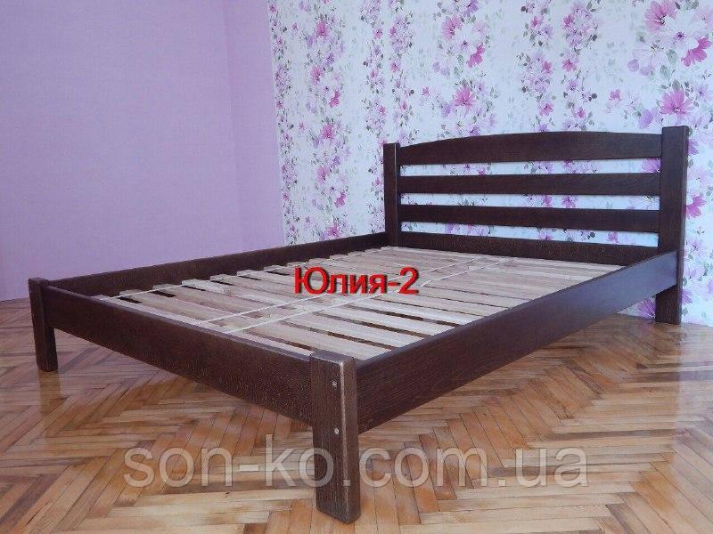 Ліжко двоспальне Юлія