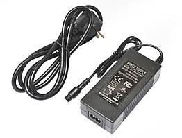 Универсальное сетевое зарядное устройство для гиробордов HLT  + сетевой кабель (659415481)