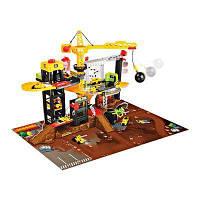 Набор Dickie toys Construction Строительная площадка со светом и звуком (3729010)