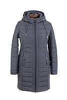 Женская весенняя куртка  больших размеров   50-60 брокард