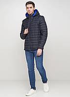 Мужская зимняя куртка Tommy Montana TM-53 синий