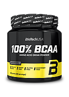 Аминокислотный комплекс BCAA 100% (400 г) BioTech USA