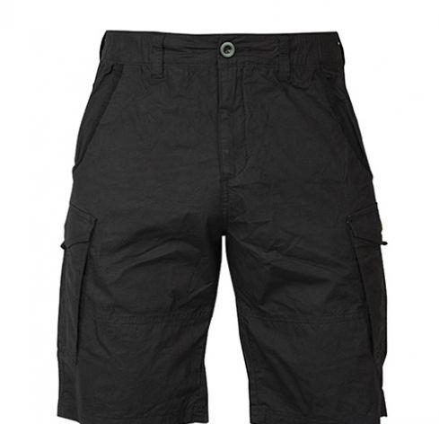 Шорти Fox Collection Combats Shorts Black Orange