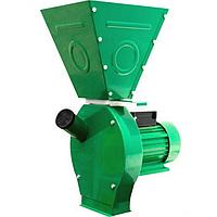 Зернодробилка Клин ДКЗ-3500 (3,5 кВт, 220 В, 220 кг/час) кормоизмельчитель