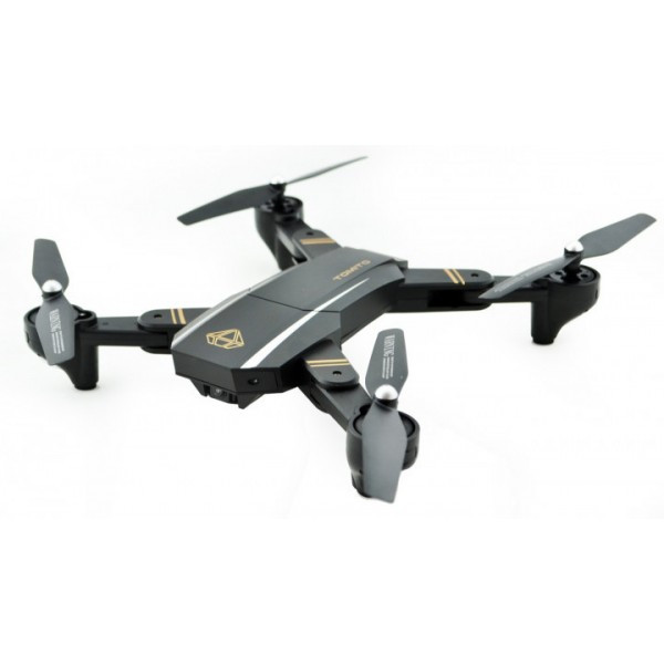 Квадрокоптер Phantom D5HW Pro c Wifi камерой Черный (xl2136)