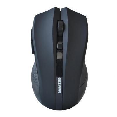 Мишка Greenwave WM-1600 Black (R0015185)