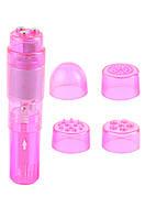 Клиторальный стимулятор Waterproof Mini Mite, pink, фото 1
