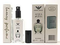 Туалетная вода Acqua di Gioia Giorgio Armani тестер 65 ml Luxury Perfume (реплика)