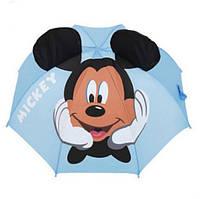 "Детский зонтик 3D ушки  ""Микки Маус"""