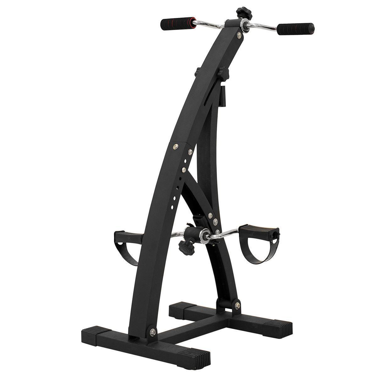 Велотренажер реабилитационный WL Dual Bike Черный (W/001)