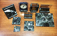 Мраморный настольный набор М9 на 9 предметов