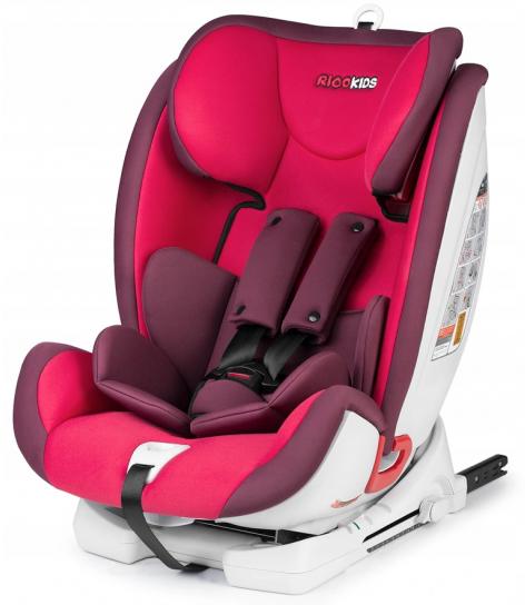 Автокрісло дитяче Ricokids RENO 9-36 кг червоне для дитини