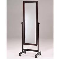 Зеркало напольное передвижное Onder Metal MS-9068 Орех