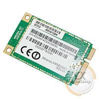 Адаптер mini PCI-e WiFi Atheros AR5BXB63 802.11 b/g 54 Mbit/s БУ