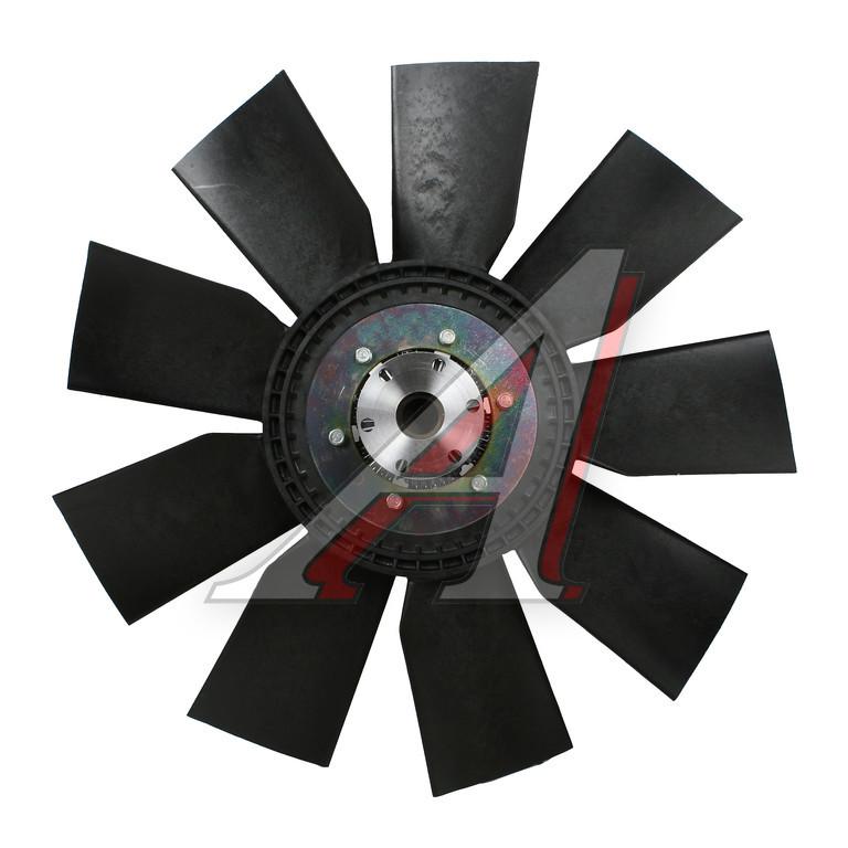 Муфта вязкостная с вентилятором 660 мм в сборе (ТЭМ), 21-359-080