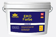 Краска для внутренних работ Totus ECO FARBE 14 кг.