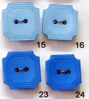 Пуговицы костюмные женские 25 мм и 23 мм