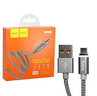 Магнитный кабель HOCO Micro USB U40A (1м)