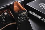Подростковые туфли замшевые весна/осень черные Yuves Clas, фото 5