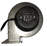Нагнетательный вентилятор Nowosolar NWS-100 (180м3/ч), фото 5