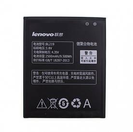 Аккумулятор для мобильного телефона Lenovo BL219 (2500 mah)
