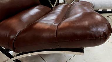 Кресло Leonardo Absolut De Luxe Tabaco, фото 2