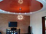 Многоуровневые натяжные потолки, фото 2