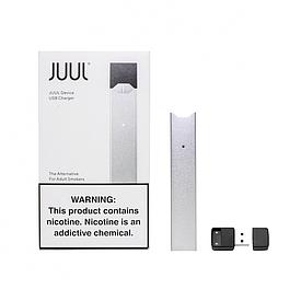 Электронная сигарета JUUL Basic Kit Silver Original