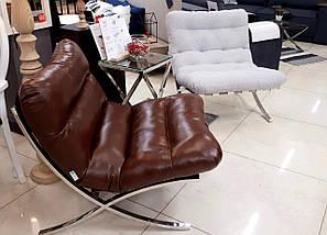 Кресло Leonardo Absolut De Luxe Tabaco, фото 3