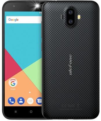 Смартфон Ulefone S7 Pro 2/16GB Black, 2500mAh, 8+5/2Мп, 2sim, экран 5'' IPS, 4 ядра, 3G