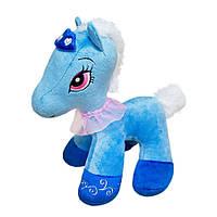 М'яка іграшка/звірятко у 5-и моделях. Поні Арабела/блакитний. 28 см.