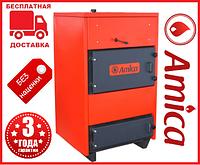 Котел пиролизный на дровах Amica Pyro 35, 50, 70 кВт