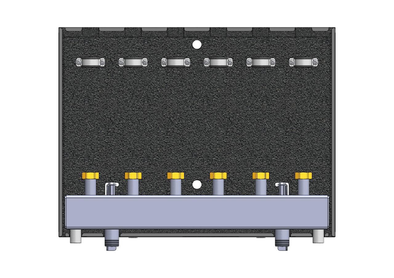 Модульна система Termojet BOX3