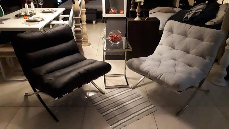 Кресло Leonardo Linea Oregon 307-01, Черный, фото 2