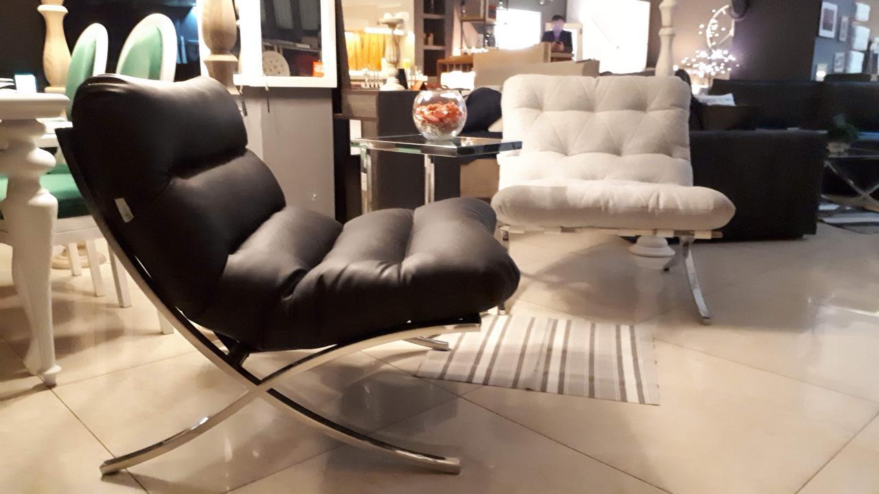 Кресло Leonardo Linea Oregon 307-01, Черный