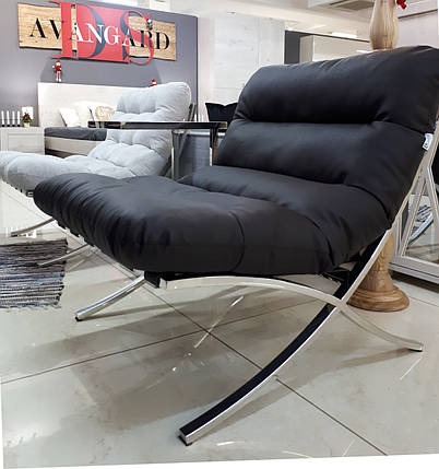 Кресло Leonardo Linea Oregon 306-01, Шоколад, фото 2