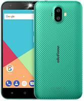 Смартфон Ulefone S7 Pro 2/16GB Green, 2500mAh, 8+5/2Мп, 2sim, экран 5'' IPS, 4 ядра, 3G