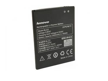 Аккумулятор для мобильного телефона Lenovo BL222 (3000 mah) S660/S668T/S930