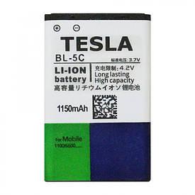 Аккумулятор для мобильного телефона Tesla Nokia BL-5C (1150mAh)