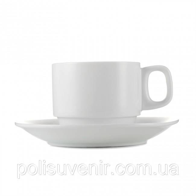 Чашка с блюдцем 240 мл