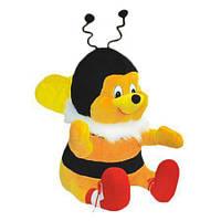 М'яка іграшка/звірятко у 3-х моделях. Бджола. 33 см/44 см.