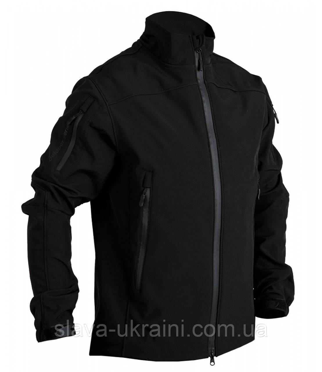 Куртка Chameleon Soft Shell Intruder Black