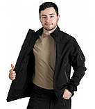 Куртка Chameleon Soft Shell Intruder Black, фото 4