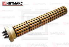 Гальванический нагреватель  3300 Вт, 380 В, в титан. трубке