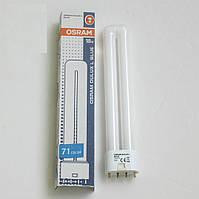 Лампа OSRAM DULUX L BLUE 18W/71 цоколь 2G11