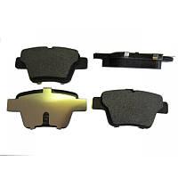 Колодки тормозные задние Geely EC-7 (Джили Эмгранд ЕС7) /EC-7 (Джили Эмгранд ЕС7) RV 1064001725