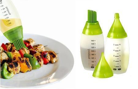 Бутылки для соуса (4681)