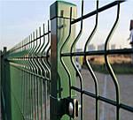 Секционные ограждения из металла