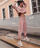 Женский костюм из замши, фото 3